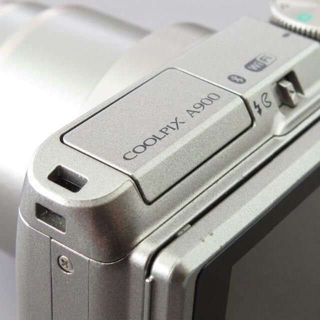 Nikon(ニコン)のニコン COOLPIX A900 スマホ/家電/カメラのカメラ(コンパクトデジタルカメラ)の商品写真