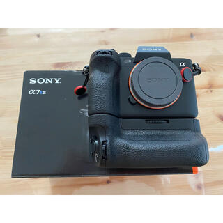SONY - α7S III ILCE-7SM3.バッテリーグリップ付き