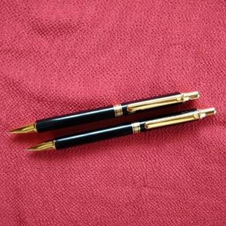 ペンテル(ぺんてる)の菊紋 シャープペン 2個セット(ペン/マーカー)