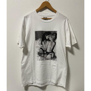 ヒステリックグラマー(HYSTERIC GLAMOUR)のMINEDENIM マインデニム プリントTシャツ(Tシャツ/カットソー(半袖/袖なし))