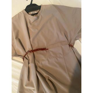 ENFOLD - STYLE MIXER ワイドTシャツ