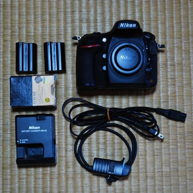 Nikon(ニコン)の(大和桜様専用)ニコン D800 ボディー スマホ/家電/カメラのカメラ(デジタル一眼)の商品写真