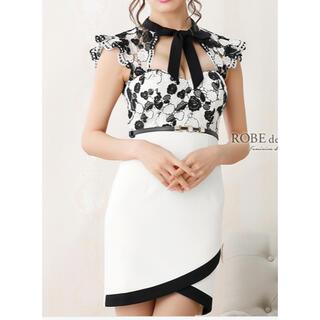 ROBE - ローブドフルール ドレス キャバクラドレス ナイトドレス