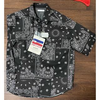 FREAK'S STORE - FREAKSSTORE ペイズリーシャツ 新品未使用