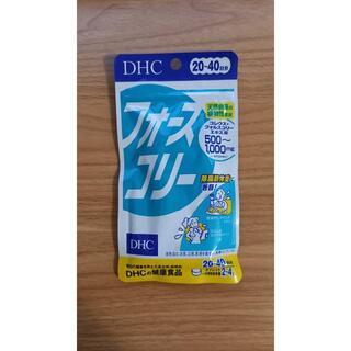 DHC - 【まとめ買い可】DHC フォースコリー 20~40日分 80粒