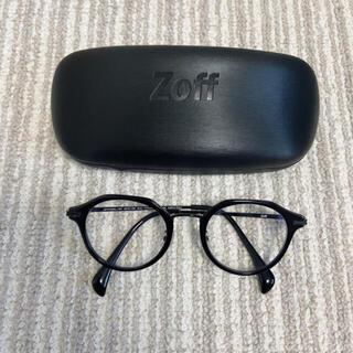 Zoff - zoff 度なし メガネ