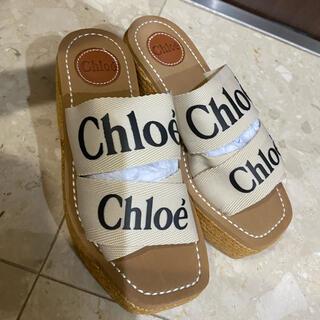 Chloe - クロエ 厚底サンダル