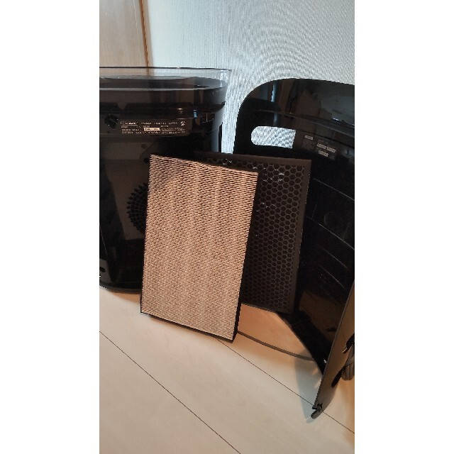 SHARP(シャープ)の【SHARP】FU-GK50 空気清浄機(蚊取り機能付き) スマホ/家電/カメラの生活家電(空気清浄器)の商品写真