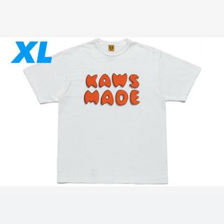 A BATHING APE - HUMAN MADE × KAWS #3 XL