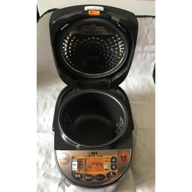 象印(ゾウジルシ)の象印 IH炊飯ジャー NP-VQ10 型  16年製  スマホ/家電/カメラの調理家電(炊飯器)の商品写真