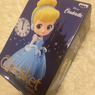 ディズニー(Disney)の新品未開封Qposket ディズニー シンデレラ Cinderella (その他)