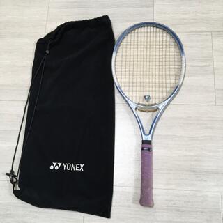 ダンロップ(DUNLOP)のダンロップ テニスラケット YONEX保存袋付き(ラケット)