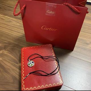 カルティエ(Cartier)のセール カルティエ修理証明書付き希少Cartier パシャ グリッド ネックレス(ネックレス)