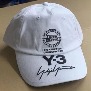 Y-3 - Y-3  15周年記念 キャップ