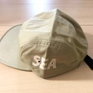 シー(SEA)のウィンダンシー SEA (INITIAL) CAMP CAP(キャップ)