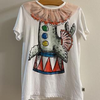 Stella McCartney - ステラマッカートニー120.130☺︎襟付きTシャツ リトルマーク好きに