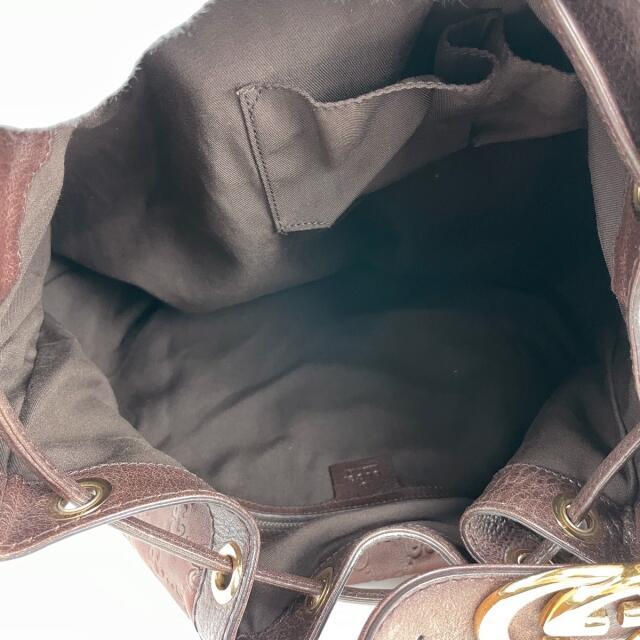 Gucci(グッチ)のグッチ グッチシマ ワンショルダーバッグ レディース 【中古】 レディースのバッグ(ショルダーバッグ)の商品写真