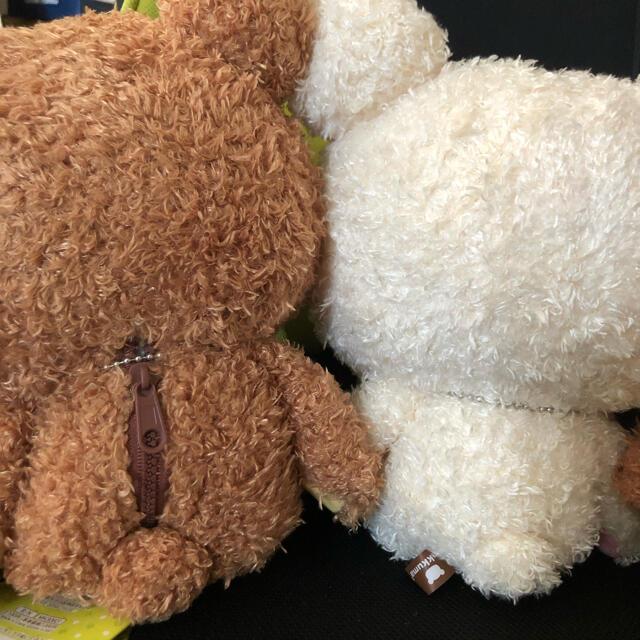 サンエックス(サンエックス)のしあわせ リラックマ ぬいぐるみ L 3体セット エンタメ/ホビーのおもちゃ/ぬいぐるみ(キャラクターグッズ)の商品写真