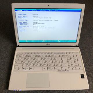 富士通 - Fujitsu Lifebook WA1/S ジャンク