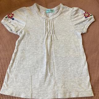 ハッカキッズ(hakka kids)のハッカキッズ トップス 100㎝ 女の子 Tシャツ(Tシャツ/カットソー)