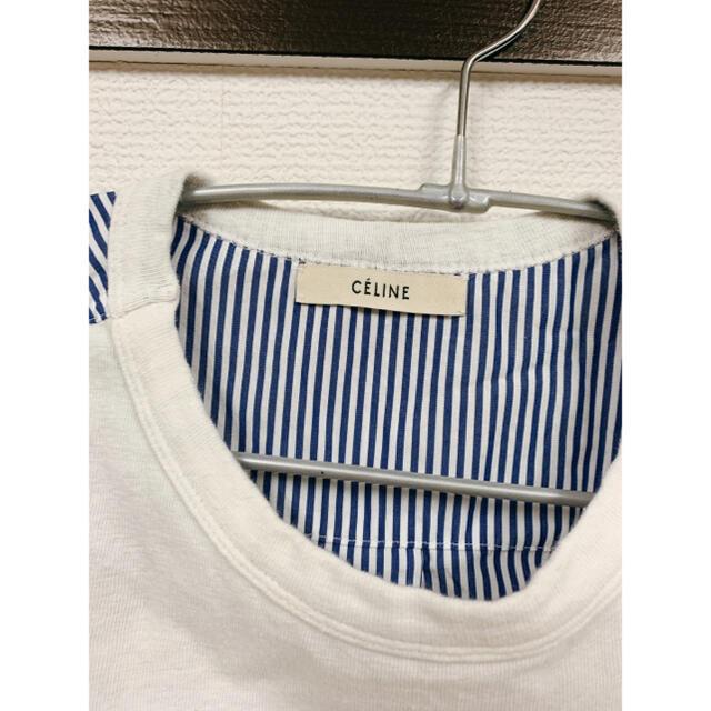celine(セリーヌ)のセリーヌ Tシャツ レディースのトップス(Tシャツ(半袖/袖なし))の商品写真