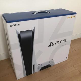 SONY - 【新品・未開封】 PS5 ディスクドライブ搭載モデル レシート・1年保証有り】