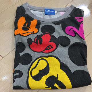 Disney - ディズニー 総柄 Tシャツ