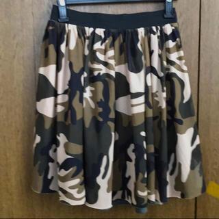 アズールバイマウジー(AZUL by moussy)のAZUL レディース 膝上スカート フリーサイズ(ミニスカート)