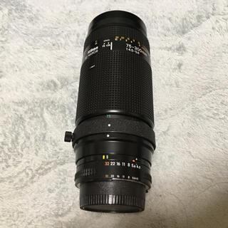 Nikon - Ai AF Zoom-NIKKOR 75-300mm f/4-5.6