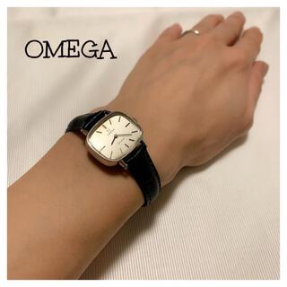 オメガ(OMEGA)のオメガ ジュネーブ 腕時計(腕時計)