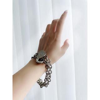Tiffany & Co. - ティファニー リターントゥ ハートタグトグル ネックレス チョーカー
