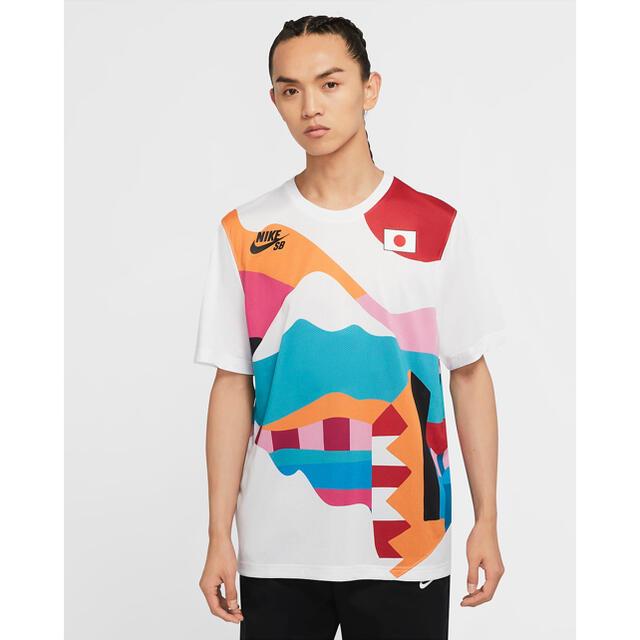 NIKE SB  日本代表 Tシャツ CAP 2個セット スポーツ/アウトドアのゴルフ(ウエア)の商品写真