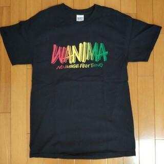 ワニマ(WANIMA)の☆ WANIMA PiZZA OF DEATH Tシャツ Mサイズ 未使用品 ☆(Tシャツ/カットソー(半袖/袖なし))