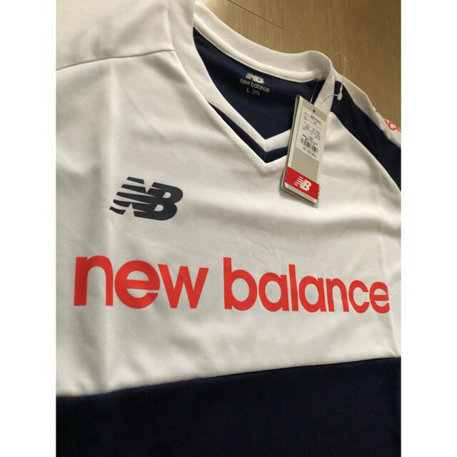 New Balance(ニューバランス)の新品ニューバランス New Balance スポーツウェア Tシャツ スポーツ/アウトドアのランニング(ウェア)の商品写真