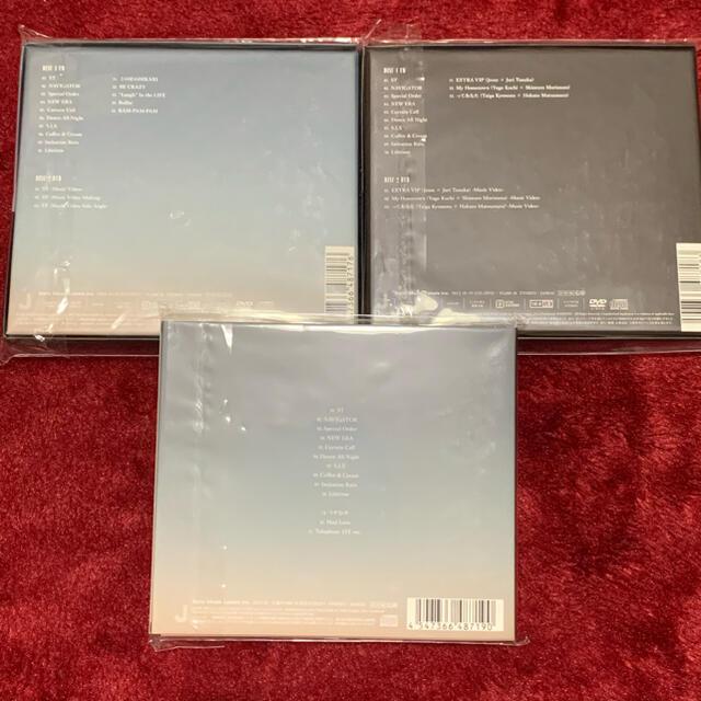 Johnny's(ジャニーズ)のSixTONES 1ST アルバム エンタメ/ホビーのDVD/ブルーレイ(アイドル)の商品写真