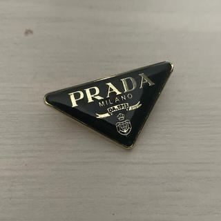 PRADA - PRADA ブローチ 新品未使用