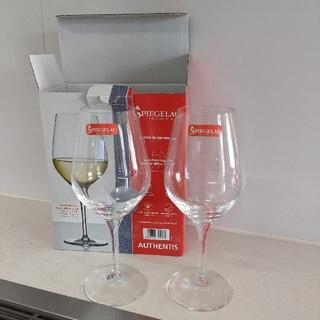 リーデル(RIEDEL)の夏休み値下げシュピゲラウ ホワイトワイン グラス(アルコールグッズ)
