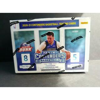 2020-21 NBA Contenders blaster カード ボックス(Box/デッキ/パック)