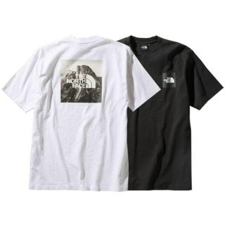 ザノースフェイス(THE NORTH FACE)のTHE NORTH FACE ノースフェイス シャツ Lサイズ(Tシャツ/カットソー(半袖/袖なし))