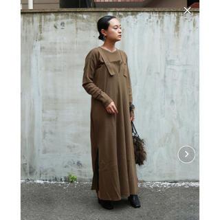 TODAYFUL - todayful / Thermal Salopette dress