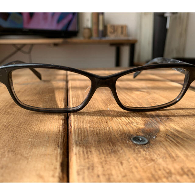 【POLICE】メガネフレーム メンズのファッション小物(サングラス/メガネ)の商品写真