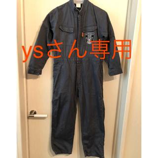 『ysさん専用 つなぎ 作業着 子供服 140サイズ(パンツ/スパッツ)