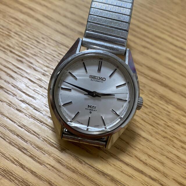 SEIKO(セイコー)のKING SEIKO HI-BEAT メンズの時計(腕時計(アナログ))の商品写真
