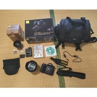 Nikon - Nikon D750 24-120 VR レンズキット +50mm単焦点レンズ他