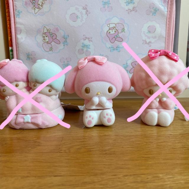 サンリオ(サンリオ)の♡ぽちゃっこ0526さま専用♡ エンタメ/ホビーのおもちゃ/ぬいぐるみ(キャラクターグッズ)の商品写真