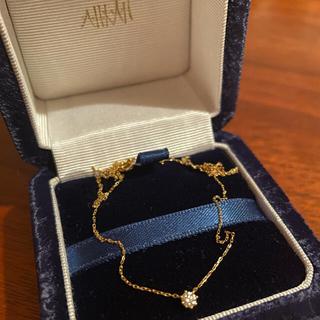 AHKAH - アーカー 18金 b.bネックレス