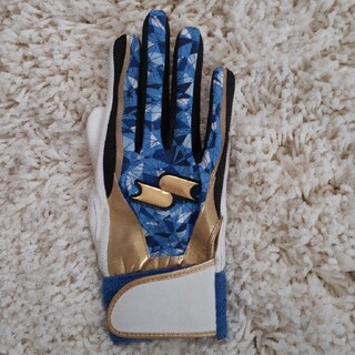 SSK - 超美品 SSK 野球 バッティンググローブ 手袋 両手用右手のみ一度のみ使用