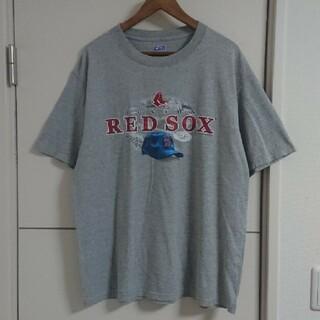 MLB ボストン・レッドソックス Tシャツ 古着 メジャーリーグ