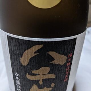 本格焼酎、かめ壺仕込み 八千代伝(焼酎)