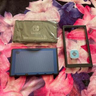 Nintendo Switch - 初期型 未対策機 Switch 本体のみ